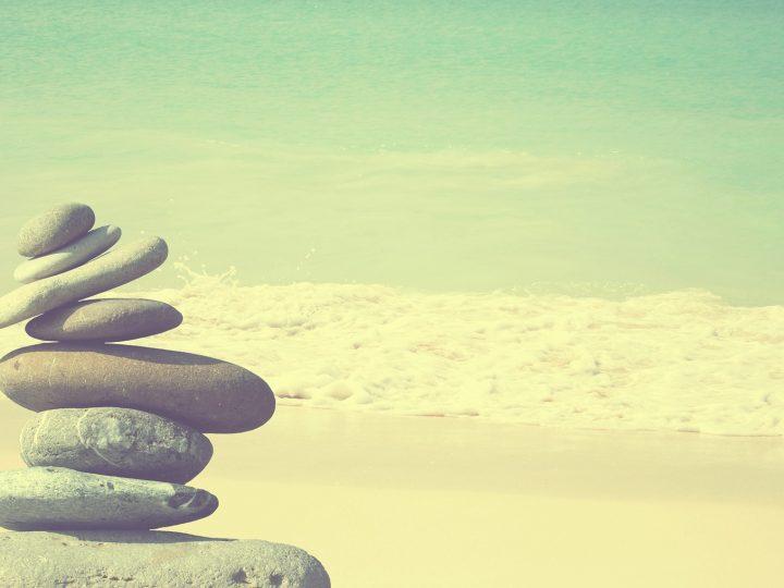 Van disbalans naar balans in enkele stappen.